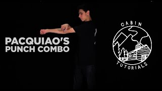 clyw cabin tutorials pacquiao s punch combo