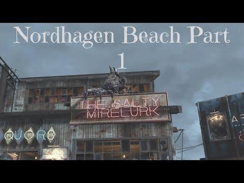 Nordhagen Beach Settlement Build Part 1