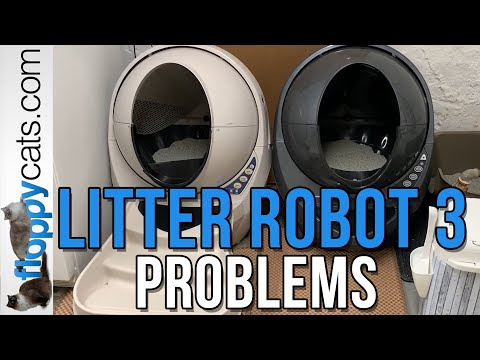 Litter Robot 3 Problems:  🚽 Problems I've Experienced In 4 Years With The LR3
