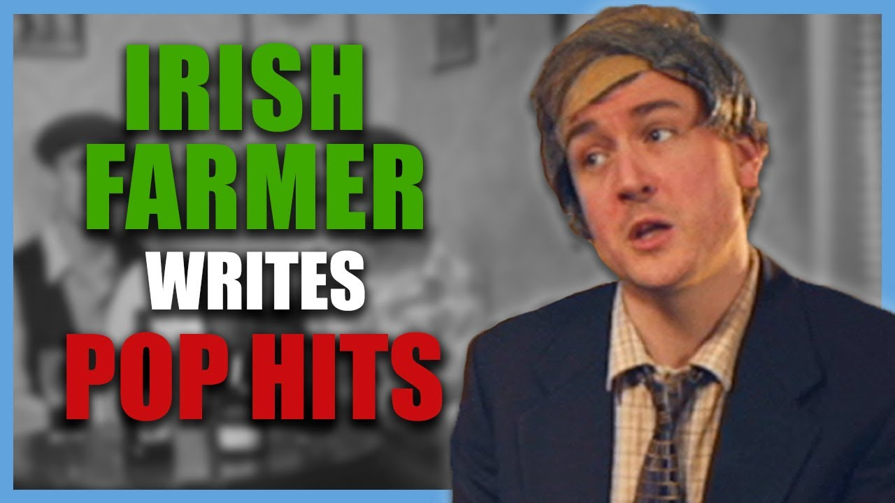 LOST FOOTAGE PROVES Irish Farmer wrote famous pop hits | Foil Arms and Hog