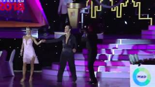 Представление финалистов Кубка мира 2018 по латиноамериканским танцам среди профессионалов