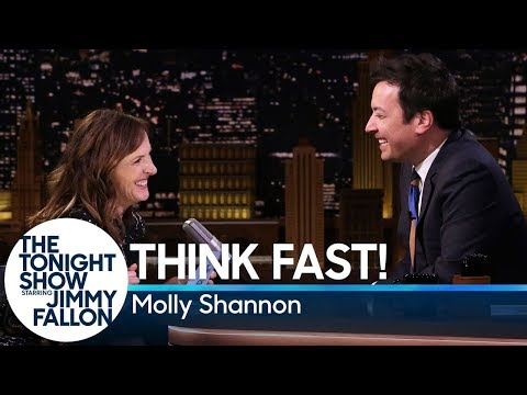 Think Fast! with Molly Shannon