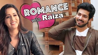How Can I Romance With Raiza In Front of 60 Cameras?   Harish Kalyan Open Talk !