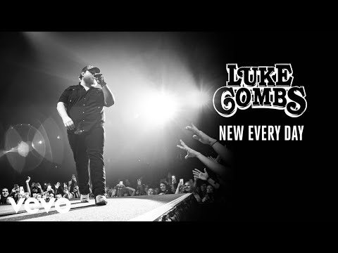 Luke Combs - New Every Day (Audio)