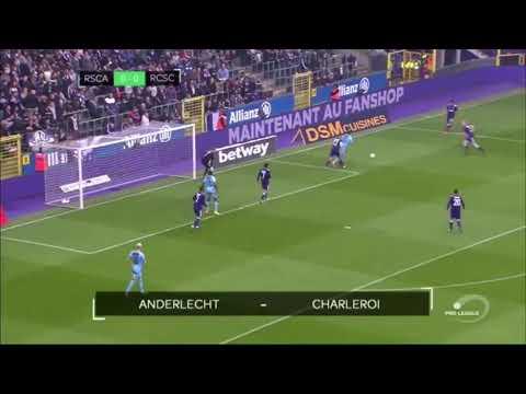 Samenvatting/résumé RSC Anderlecht - Sporting Charleroi (3-1)