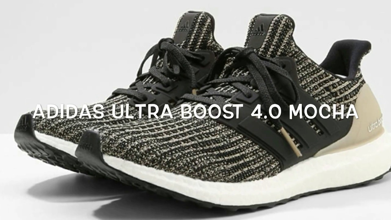 5c3b8984f224 ADIDAS ULTRA BOOST 4.0 MOCHA REVIEW - YouTube