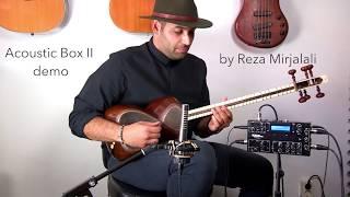 Reza Mirjalali, Acoustic box II, Vintage revolution