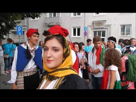 Piestany-Slovakia/Youth Forum 2015 Pierre De Coubertin/Greek Team