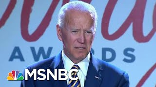 Biden Answers For Treatment Of Anita Hill, Criticizes 'white Man's Culture' | Mtp Daily | Msnbc