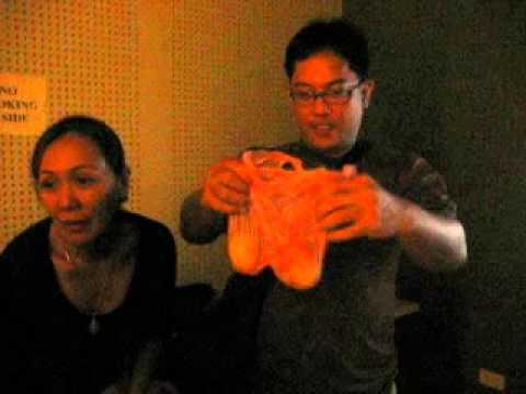 Karaoke with Cousins, June 2012