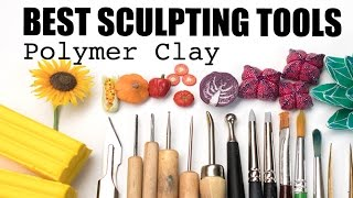 Best Sculpting Tools for Polymer Clay and Miniatures