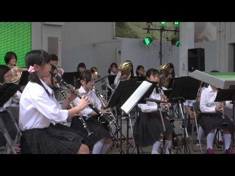八重桜まつり2014 ~那珂高校吹奏楽部 part1by c akio