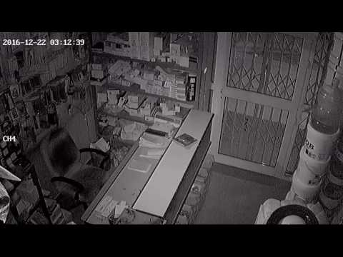Shop Theft Full Video 3AM Riyadh