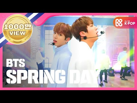 Free Download Show Champion Ep.219 Bts - Spring Day Mp3 dan Mp4
