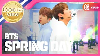 Gambar cover [Show Champion] 방탄소년단 - 봄날 (BTS - Spring Day) l EP.219