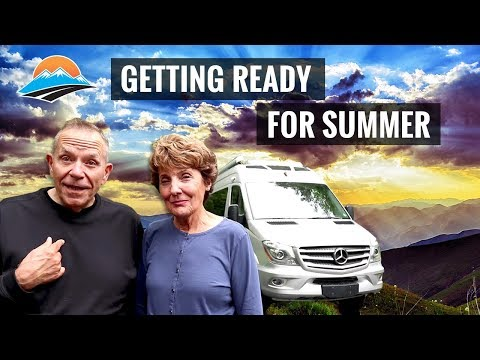 How To Prepare Your RV For Summer Travel and Long Trips