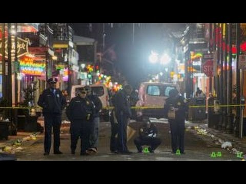Deadly shooting in New Orleans' famed French Quarter