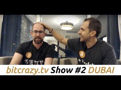 bitcrazy.tv #2 | Live aus Dubai