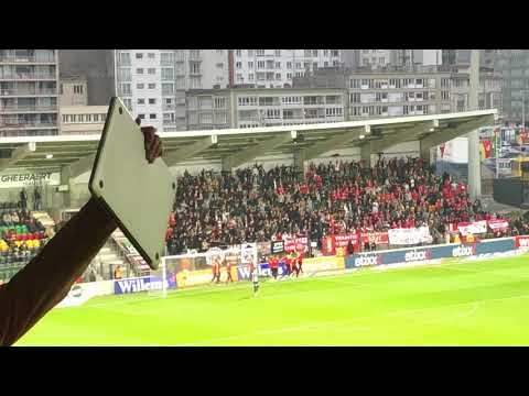 G-ploeg Oostende Krijgt Applaus Van De Supporters!!! 👍👊