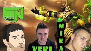 SupremeNexus | Majstor Mika | Veki #8 - Zajedno do kraja - LoL Devourer Nasus Jungle Gameplay