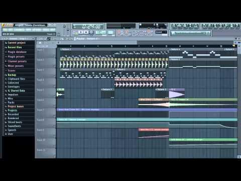 Afrojack - Yubaba (DanteMusic Remake) + FLP