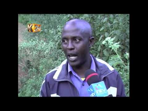 Four people die in a grisly road accident along the sagana-karatina road
