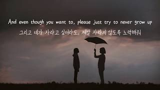 Taylor Swift - Never Grow Up 한글/가사/해석