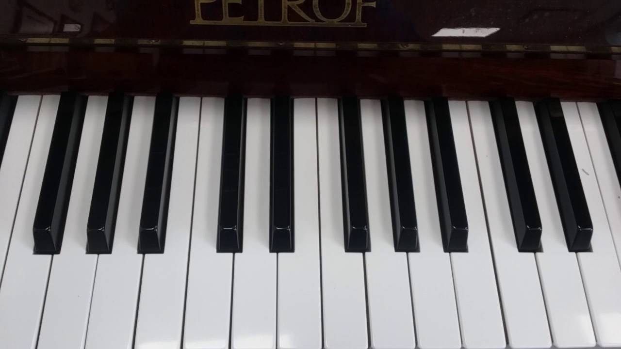 D Flat Major Chord Piano The D flat Major Chord...