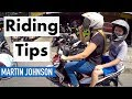 TIPS FOR RIDING A MOTORCYCLE IN INDONESIA Motovlog Indonesia