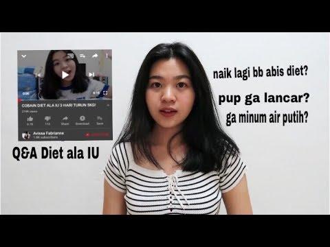 Tren Diet ala Artis Korea IU, BB Turun 5 Kilogram dalam Sepekan