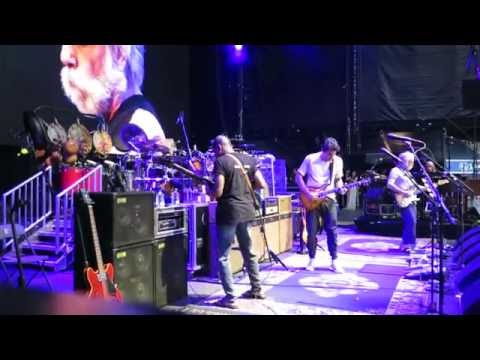Dead & Co. at Citi Field – Black Throated Wind