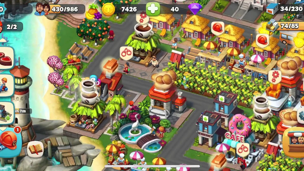 Trade Island- [Soft launch]- iOS- Level 20- Gameplay ...