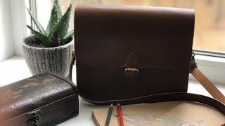 Женская сумочка мессенджер