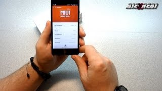 ZTE nubia Z5S mini обзор стильного смартфона на прошивке MIUI Snapdragon 600 1,7 OGS review