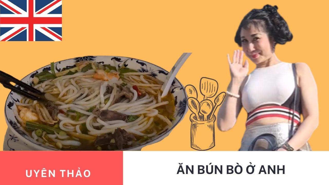 Daily vlog #16   Uyên Thảo tham qua 1 vòng nước ANH bằng xe BUS 2 tầng