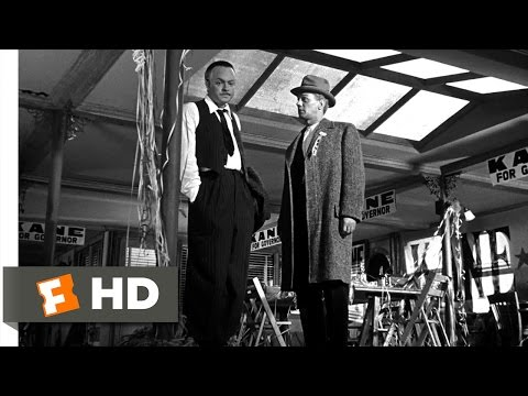 Citizen Kane - Love on Your Own Terms Scene (7/10) | Movieclips