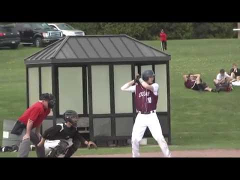NCCS - Crown Point Baseball  5-18-16