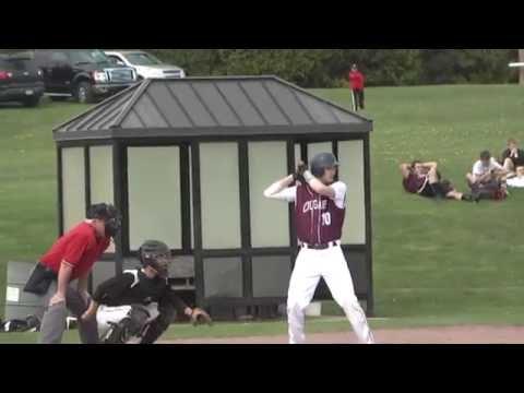 NCCS - Crown Point Baseball  5-18-16