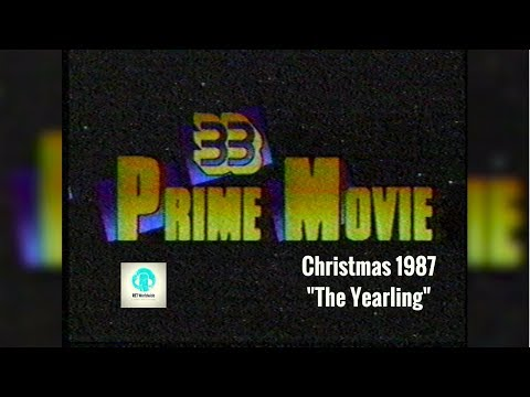 WBFS TV | Prime Movie Intro from 1987