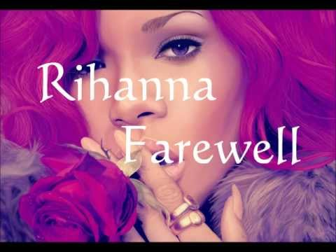 Rihanna Farewell Lyrics