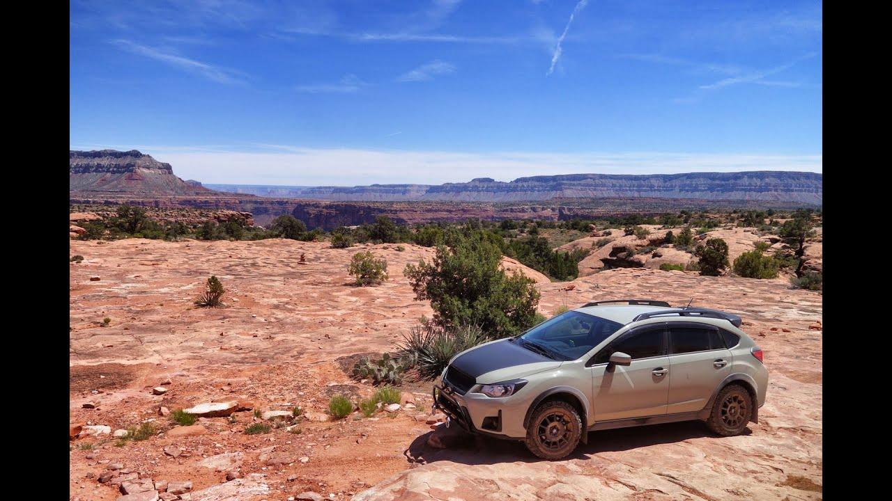 Subaru Crosstrek Northern Arizona Off-Road Adventure ...