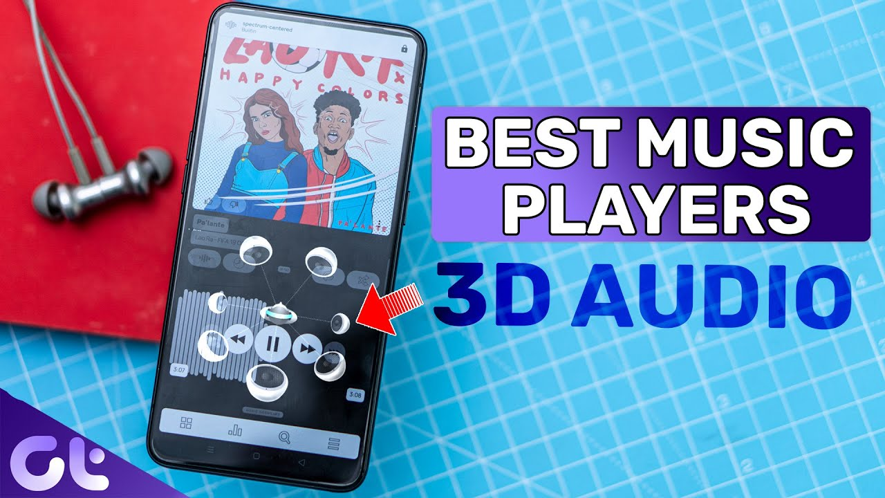 Top 7 Best Android Music Player Apps In 2020 Guiding Tech Youtube