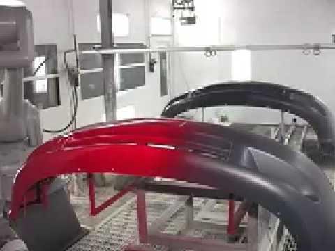 Car Paint Production