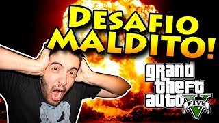 GTA V ONLINE: DESAFIO Killer Shadows, PATIFARIA e LOFS! O MAIS DIFICIL DA HISTORIA DO CANAL!