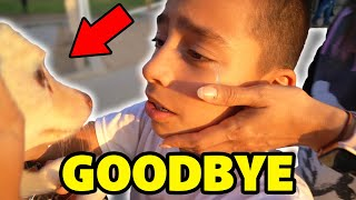 Saying GOODBYE To The MISSING PUPPY! **FOREVER** 💔 | The Royalty Family
