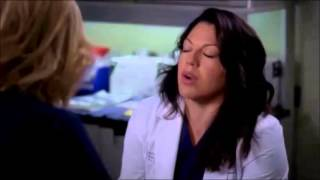 "Callie and Arizona moments - 10.15 ""Throwing It All Away"" - part 2"