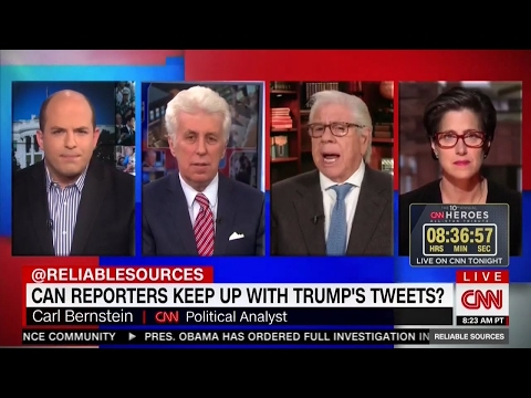 Carl Bernstein: On Lying, Richard Nixon Was Nothing Compared to Trump