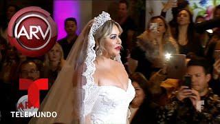 Chiquis Rivera se casa y estos serían sus vestidos | Al Rojo Vivo | Telemundo