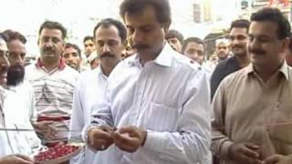 Utility  Store Sukkur Bachat Stall by ZM Bashir Babar Bhatti ( Report Imran malik)