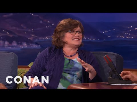 Seismologist Dr. Lucy Jones' Tips To Survive An Earthquake  - CONAN on TBS